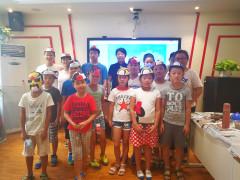 青少年活动-脸谱绘制